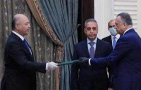 کاظمی صدر اعظم جدید عراق شد