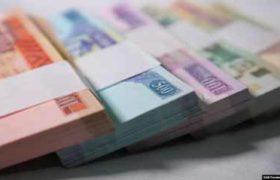 رشد اقتصادی افغانستان در سال روان میلادی ۵.۵ درصد کاهش مییابد