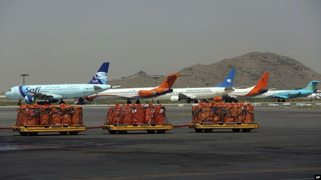 صادرات ۲۹ تن اموال تجارتی از طریق دهلیز هوایی به اروپا