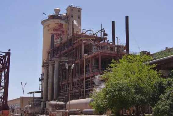زیان میلیونی حکومت درپی توقف فعالیت کارخانۀ تولید کود کیمیاوی بلخ