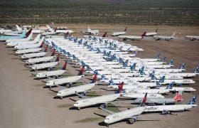 تخمین 'خسارت ۸۴ میلیارد دلاری' شرکتهای هواپیمایی در سال جاری میلادی