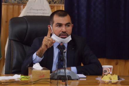 ۹۰درصد درآمدهای گمرک هرات حیفومیل میشوند